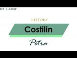 Бот-блогер Costilin Petra. История возникновения