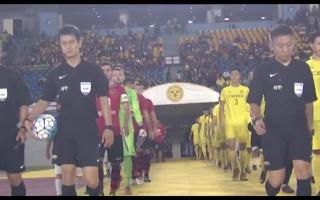 Промо-ролик к матчу Кубка АФК-2017 Истиклол (Таджикистан)  Бенгалру (Индия)
