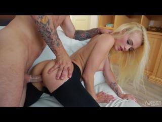 Alex Grey & Mr. Pete [HD 1080, All Sex, Teen, Blonde, Yoga, Cumshot]
