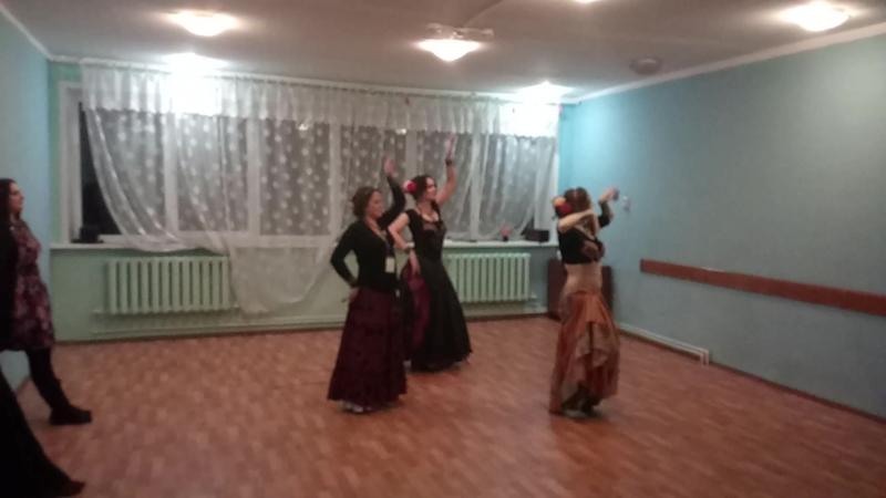4 Мастер-класс по трайблу (Рубикон, 23.02.2017)
