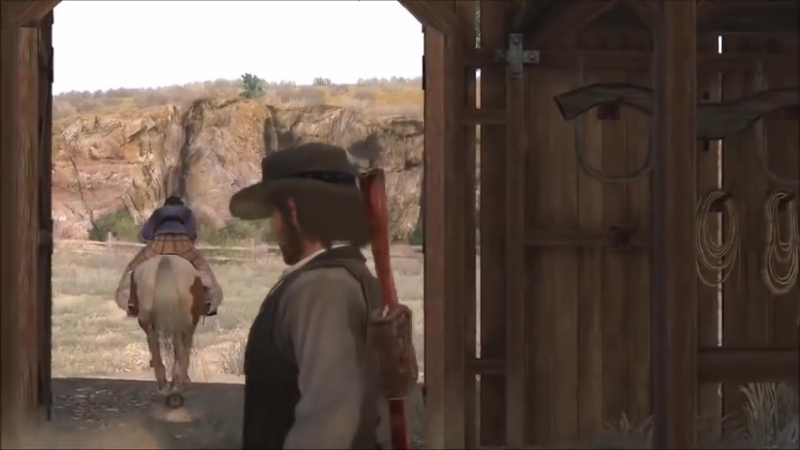 Red Dead Redemtion- финал