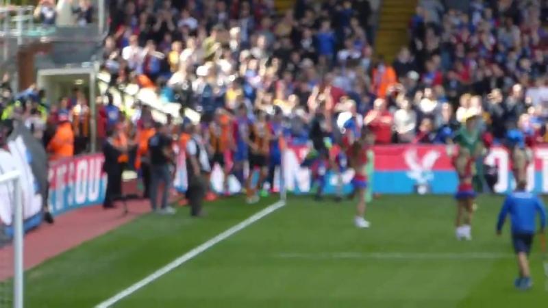 Crystal Palace Fans vs Hull City 14th May 2017