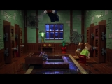 Doorway Debacle - LEGO Scooby-Doo - Stop Motion Mini Movie