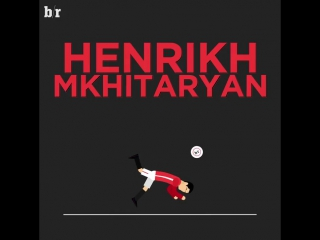 Manchester United fans already have a song for birthday boy @HenrikhMkh 🎶