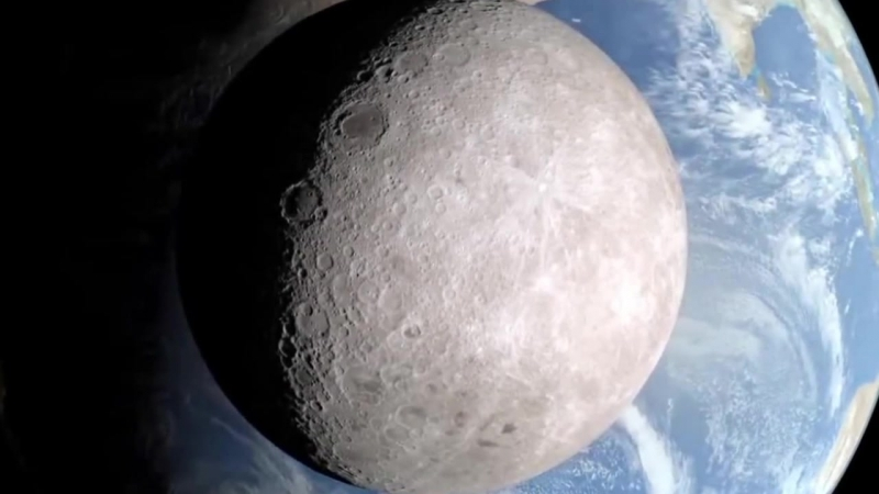 END OF WORLD WARNING- Watch biggest explosion EVER on Moon as NASA warns we could be next