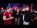 VERSUS BPM_ Rickey F VS Соня Мармеладова (Гнойный) (NO RELOADS) Russian Grime Clash