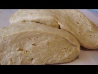 Тесто на кефире. Мягкое, Легкое и Очень Вкусное! (Для пирожков, пиццы и мн др)