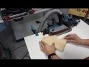 2 способа отшлифовать криволинейную кромку