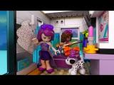 LEGO Friends 41135 Поп звезда дом Ливи