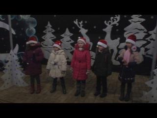 Рождество 2017 Храм Иоанна богослова г.Терновка часть 3