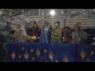 Рождество 2017 Храм Иоанна богослова г.Терновка часть 4