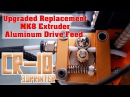 CR-10 Upgraded Replacement MK8 Extruder Aluminum Drive Feed | MacEwen3D