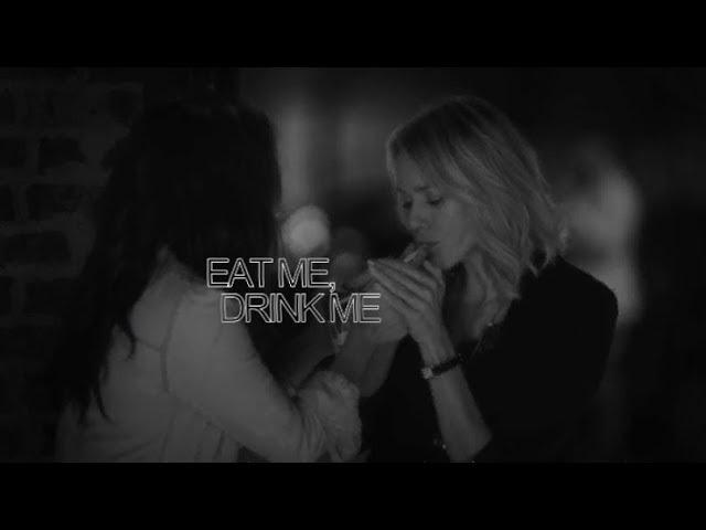 SydneyJean ❝ Eat me, drink me ❞
