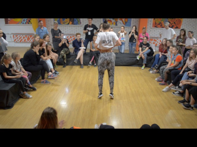 ETO DANCEHALL BATTLE ONE _ GRINCHENKO JUDGE SHOWCASE
