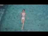DJI Mavic Pro Drone Bali Seminyak Footage First Flights
