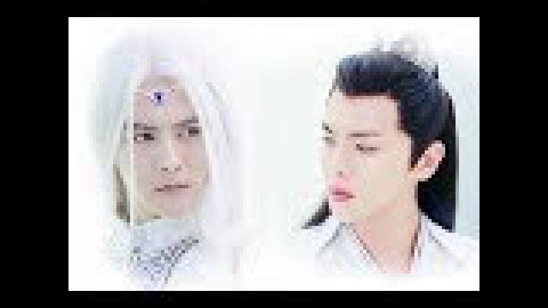 Frozen heart 3. Ледяное сердце 3. Ying Kong Shi X Feng Tian Yi Feniks_Zadira