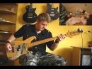 Pantera - Domination (bass cover)