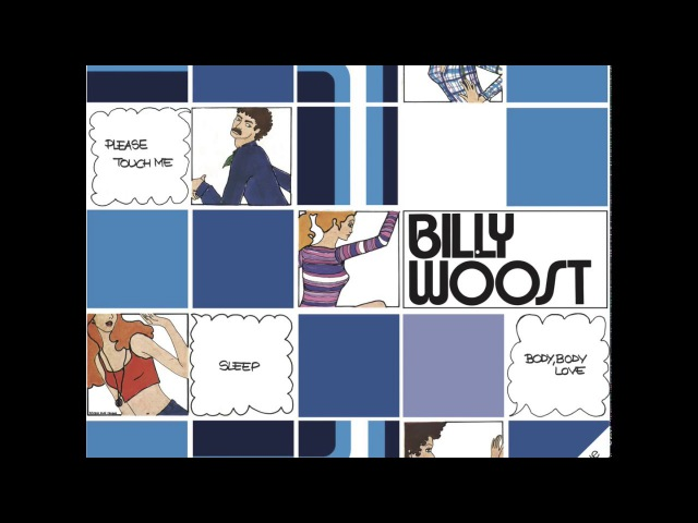 BILLY WOOST - BODY, BODY LOVE (DISCO VERSION)