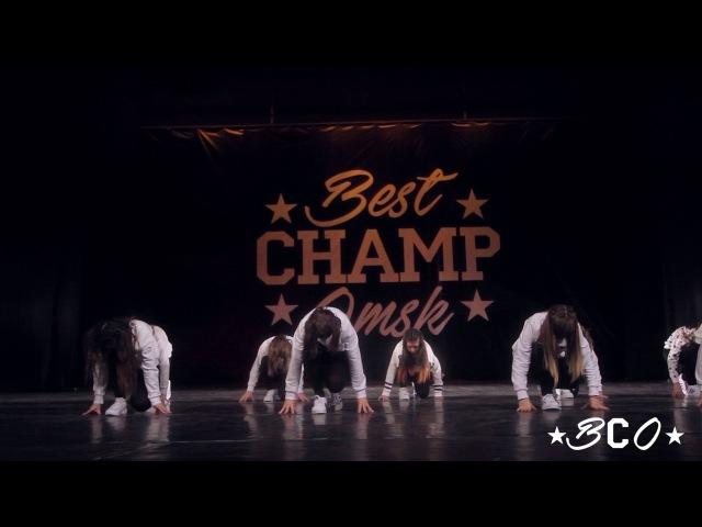 BLACK SQUAD   JUNIORS   BEST CHAMP OMSK 27 November 2016   BESTCHAMPOMSK