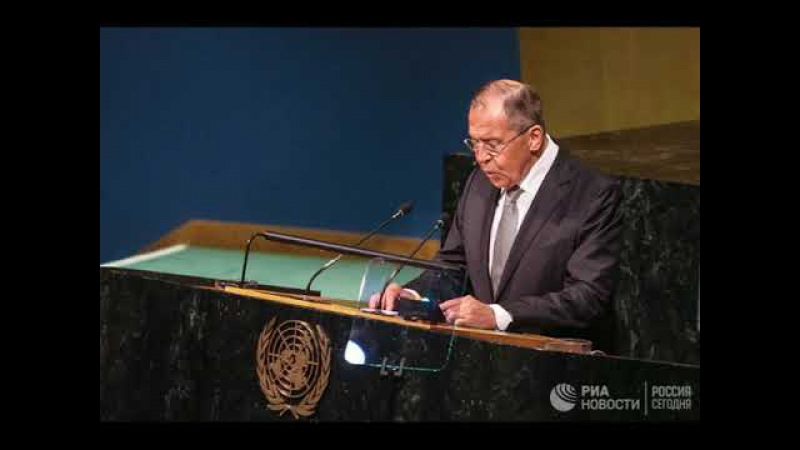 Лавров заявил о стремлении НАТО воссоздать климат холодной войны