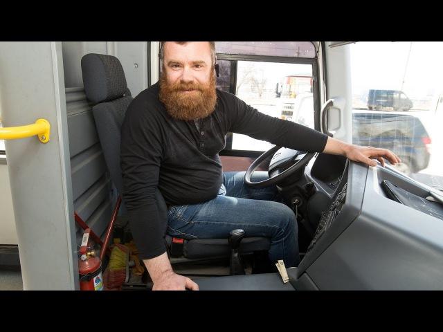 Самый позитивный водитель Воронежа