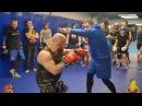Защита в боксе ближний бой и повторные атаки Семинар Игоря Василича Смольянова Техника бокса