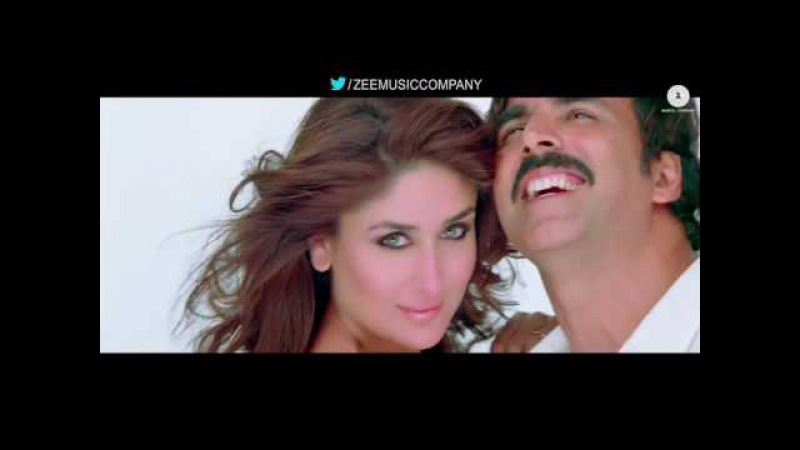 Клип на песню «Teri Meri Kahaani» .Акшай Кумар Карина Капур