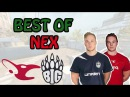 CS:GO - BEST OF nex (BIG PLAYS, NICE CLUTCHES, SICK SHOTS AND MORE) [HD]