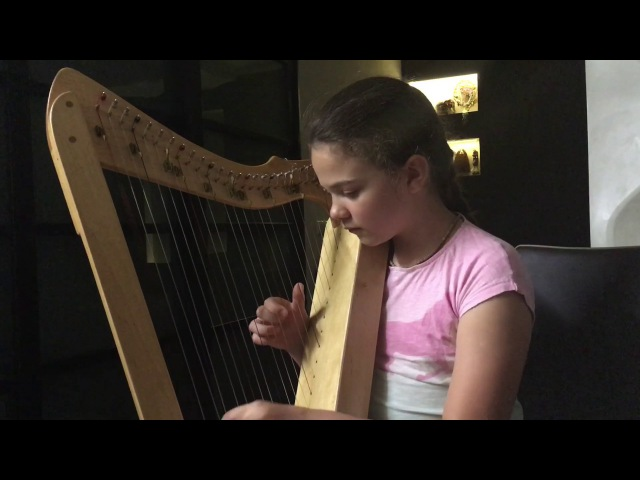Brunnen-G Battle Hymn (Lexx OST - harp cover)