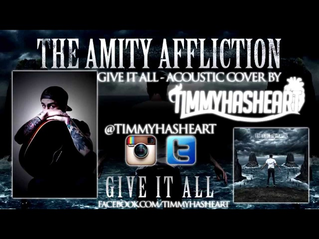 The Amity Affliction - Give It All ACOUSTIC