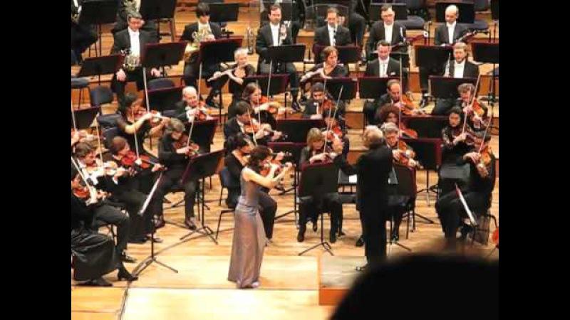 Hilary Hahn - Tschaikowsky Violinkonzert D-Dur op. 35 - Finale