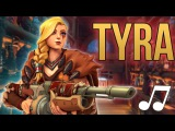 Paladins Song - Tyra (Pitbull ft. Ke$ha - Timber PARODY)