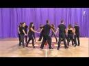 Tzadik Ka'Tamar IFD Israeli folk dancing for beginners
