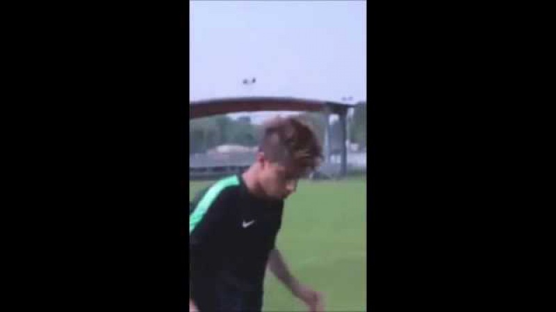 Hachim Mastour Skills AC.Milan Tifosi