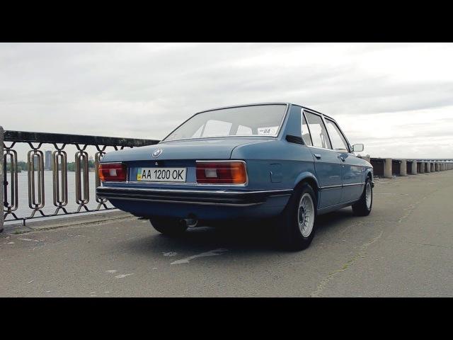 BMW E12 520 1987 5 series / Motor Beat Classic Cars