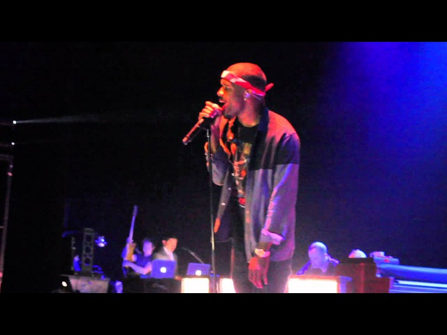 Frank Ocean NOVACANE Live @ Wiltern