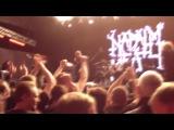 Napalm Death (17.04.2017) ЕКБ