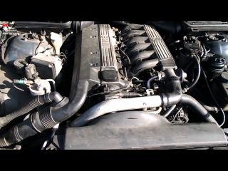 Двигатель (BMW) БМВ 5 E39 2 5 TDS M51 D251