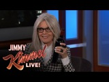 Jimmy Kimmel's FULL INTERVIEW with Diane Keaton