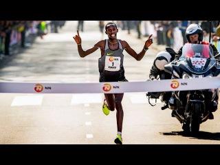 Rotterdam marathon 2017 - Full Race HD