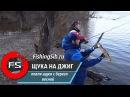 Весенняя береговая ловля щуки на джиг | FishingSib