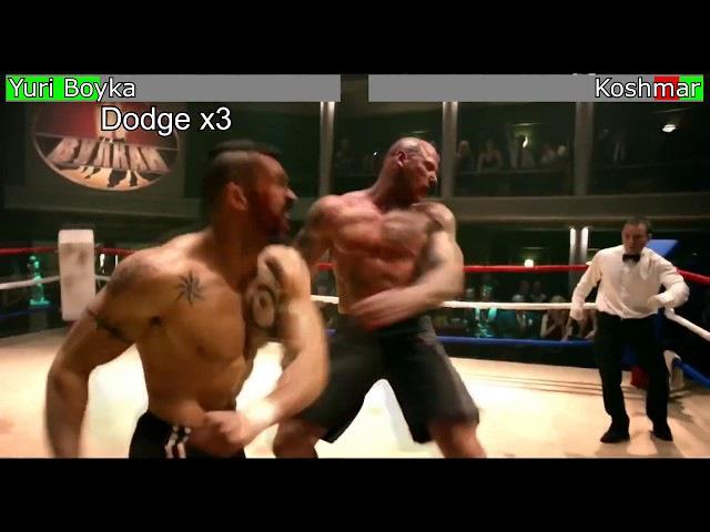 Undisputed 4 - Yuri Boyka vs. Koshmar