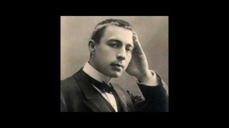 01 S Rachmaninoff, Suite No 1 for two pianos, Op 5, Barcarole, Lora BespalowaEvgeni Lauk