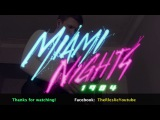 Miami Nights 1984 - Ocean Drive (Guitar Improvisation)