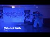 Mohamed Kazafy (Egypt) -