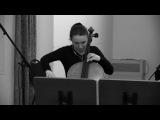 Eldar Sadykov - TEMPRO for cello, electronic sounds &amp live computer (2016)