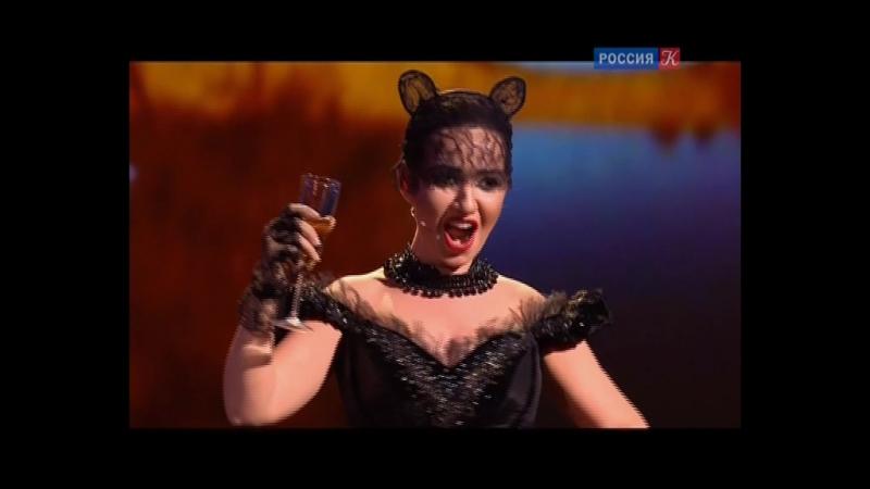 11 - 5-Марика Мачитидзе - Чардаш Розалинды (И.Штраус - Летучая мышь)