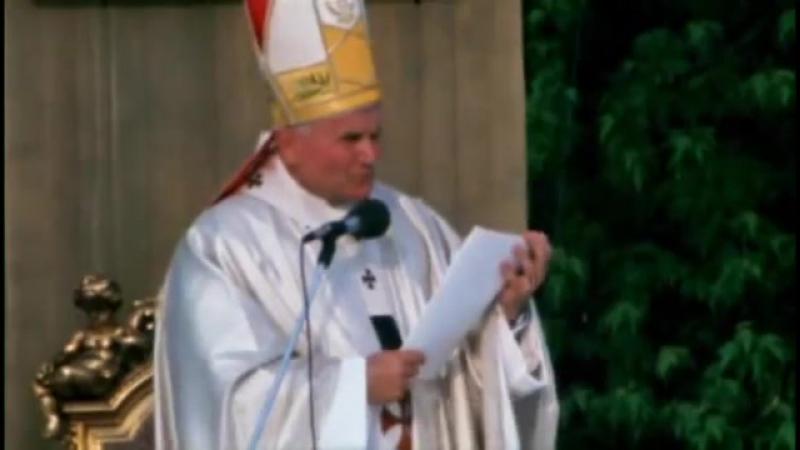 Niech Zstapi Duch Twoj - Papież Jan Paweł II
