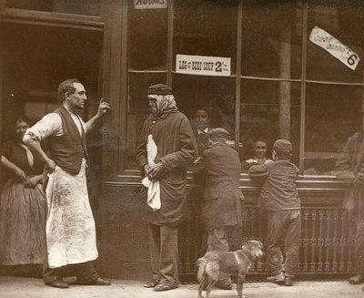лондон 19 век