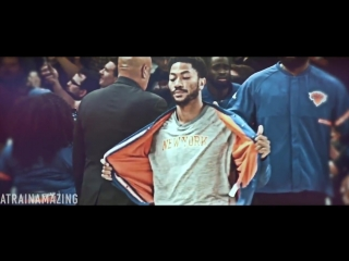 Derrick Rose 2017 Mix - City of Stars (Farewell New York, Welcome to CLE) ᴴᴰ